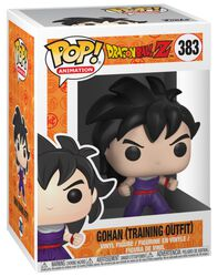 Z - Gohan (Training Outfit) Vinylfiguur 383