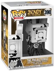 Bendy And The Ink Machine The Projectionist Vinylfiguur 390