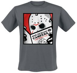 Jason Voorhees - How To Scare Campers