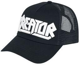 White Logo - Trucker Cap