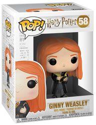 Ginny Weasley Avec Journal - Funko Pop! n°58