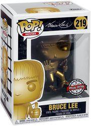 Bruce Lee (Gold) Vinylfiguur 219
