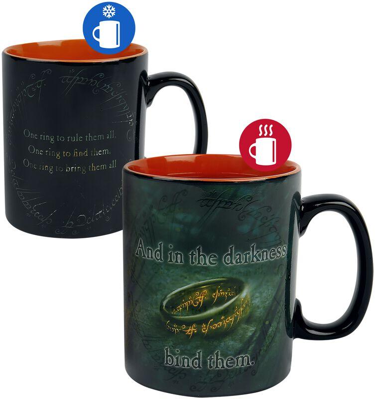 Sauron - Heat Change Mug