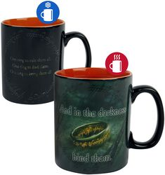 Sauron - Heat Change Mug