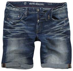 Elbert - Short En Jean