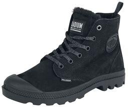 Chaussures Montantes En Cuir Pampa Hi Zip WL