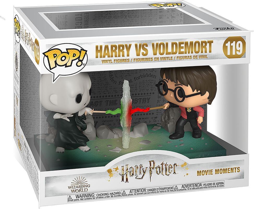 Harry vs. Voldemort (Movie Moments) Vinylfiguur 119