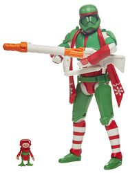 The Black Series - Sith Trooper (Holiday Edition)