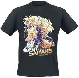 Z - Super Saiyans