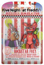 Pizza Simulator - Figurine Rockstar Foxy