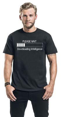 Please Wait - Downloading Intelligence