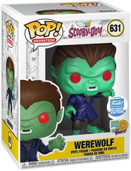 Scooby Doo Werewolf (Funko Shop Europe) - Funko Pop! n°631