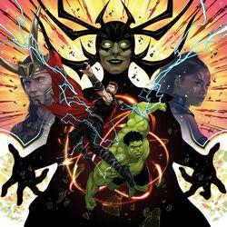 Marvel's Thor : Ragnarok - Bande-Originale (Mark Mothersbaugh)