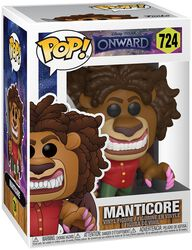 Manticore - Funko Pop! n°724