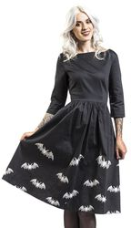 Lace Bat Dress