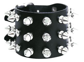 Spikes Bracelet 3-rijen