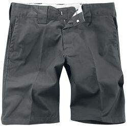 Short Slim en Coton 873 Coupe Droite