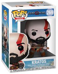 Figurine En Vinyle Kratos 269
