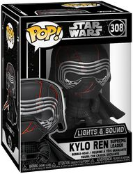 Episode 9 - The Rise of Skywalker - Kylo Ren (Lights and Sound) Vinylfiguur 308
