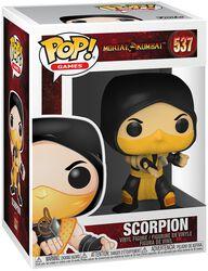 Scorpion Vinylfiguur 537