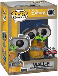 Wall-E (Earth Day) Vinylfiguur 400