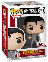 Superman from Flashpoint (kans op Chase) Vinylfiguur 251