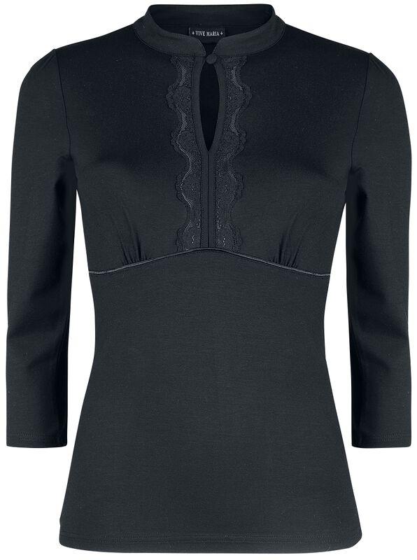 Black Saigon Shirt