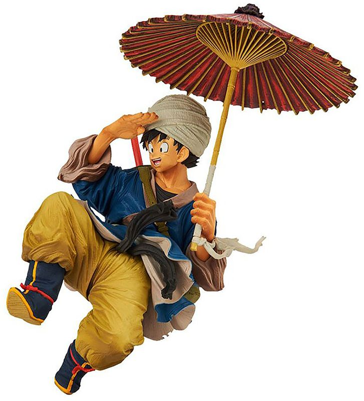 Son Goku - Figurine BWF Collection