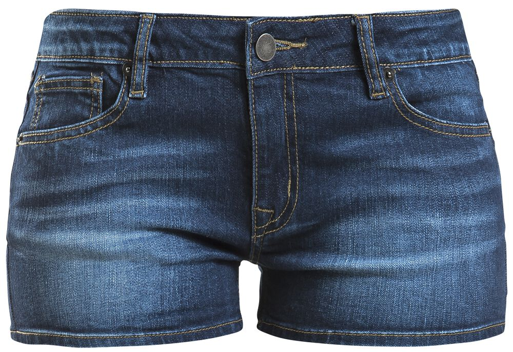 Denim Hotpants