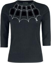 Pull Morticia Spider Web