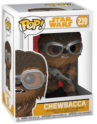 Solo: A Star Wars Story - Figurine En Vinyle Chewbacca 239
