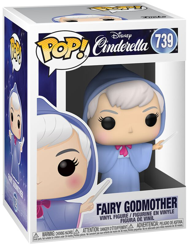 Fairy Godmother Vinylfiguur 739