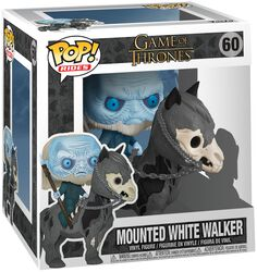 White Walker Sur Cheval - Funko Pop! Rides n°60