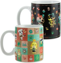 Personnages - Mug Thermo-Réactif