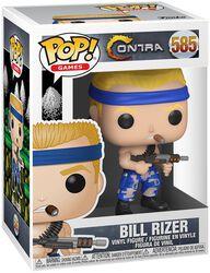 Bill Rizer Vinylfiguur 585