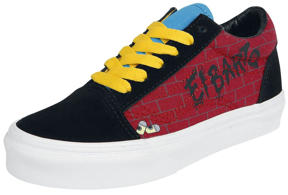 The Simpsons - El Barto Old Skool