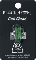 Bague En Crystal Earth Element