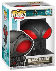 Figurine En Vinyle Black Manta 248