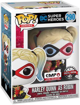 Harley Quinn as Robin Vinylfiguur 290