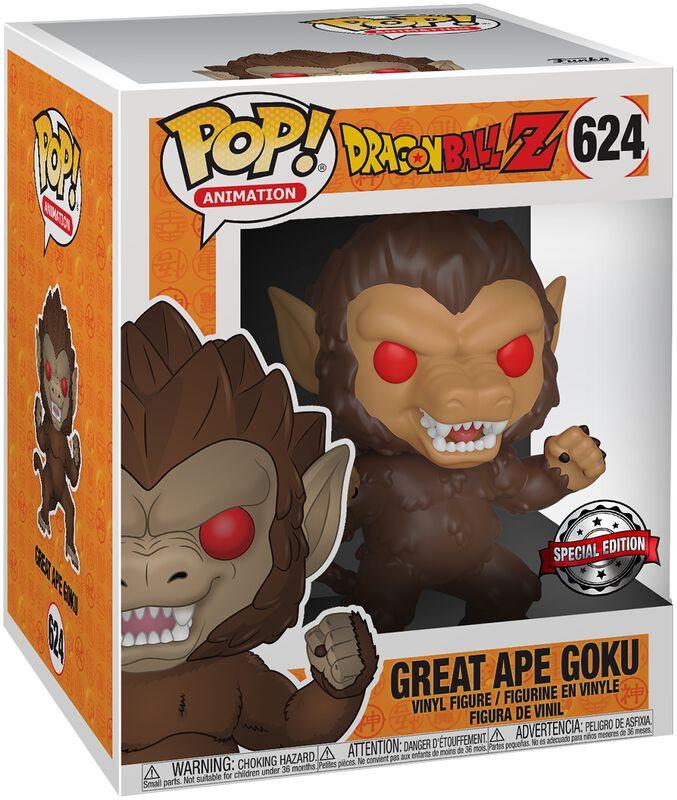 Z - Great Ape Goku (SuperPop!) Vinylfiguur 624