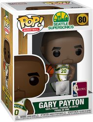 Seattle SuperSonics - Gary Payton - Vinylfiguur 80