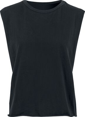 Ladies Jersey Lace Up Top