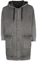 Sweat Hooded Jacket