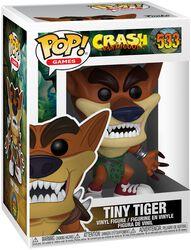 Tiny Tiger - Vinylfiguur 533