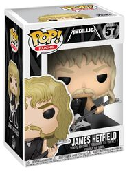James Hetfield Rocks Vinylfiguur 57
