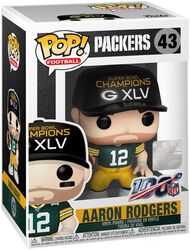 Packers - Aaron Rodgers - Funko Pop! n°43