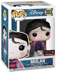 Mulan (Diamon Collection - Glitter) - Vinylfiguur 323