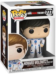 Howard Wolowitz in Space Suit Vinylfiguur 777