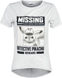 Detective Pikachu - Missing