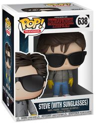 Steve (With Sunglasses) Vinylfiguur 638